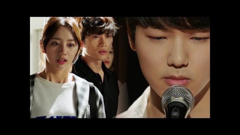 Kang Min Hyuk, soulful but sorrowful voice 《Entertainer》 딴따라 EP01
