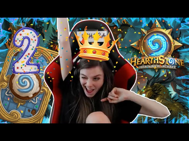 [Hearthstone] 2 YEARS of Streaming ~ 12 HOURS of Hearthstone