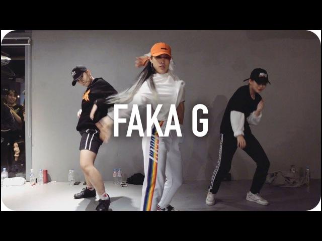 Faka G Wiwek Jane Kim Choreography