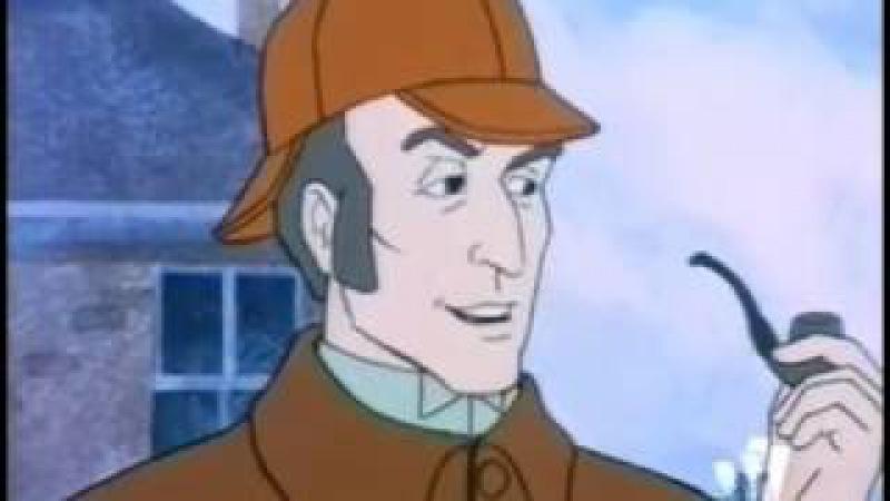 Приключения Шерлока Холмса: Этюд в Багровых Тонах/ Sherlock Holmes and a Study in Scarlet