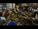 CREEPY Abandoned Asylum FILLED W/ STUFF Urban Exploration