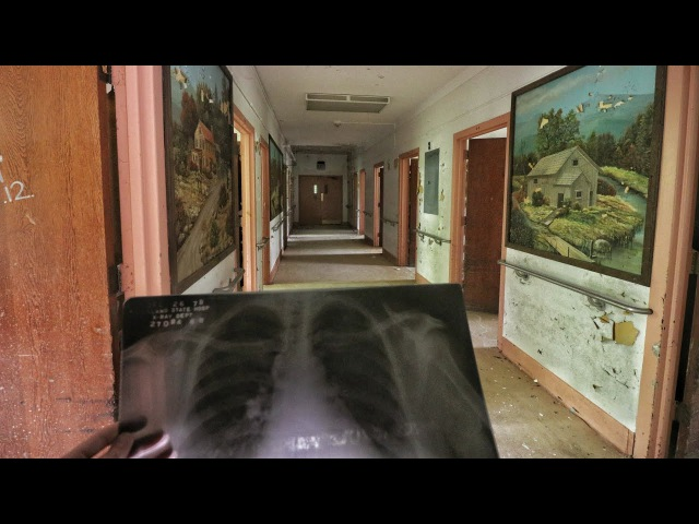 Abandoned Hospital - X Rays, Syringes and Equipment Left Behind Untouched