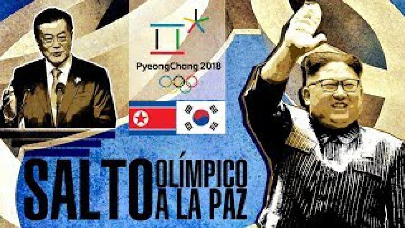 Detrás de la Razón - ¿Atacarían los Juegos Olímpicos de Corea? Trump envía barcos, China alerta