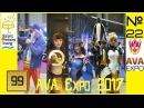 022 СПб AVA Expo 2017 and большой русский босс Без цензуры