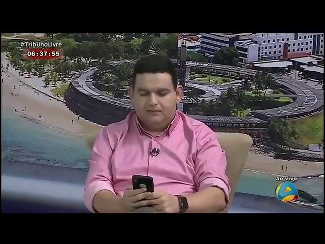 O caso do apresentador que bugou ao divulgar a prisão do próprio genro