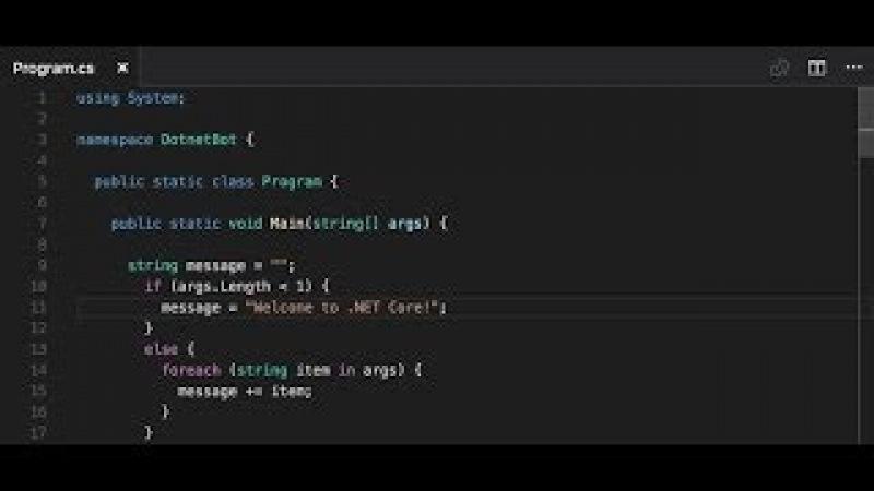[C]Пишу обработку переменных переменной длины