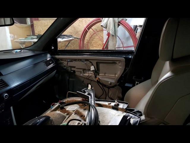 Реставрация BMW M5 V10 , E60 в студии A.S.Detailing г.Тюмень
