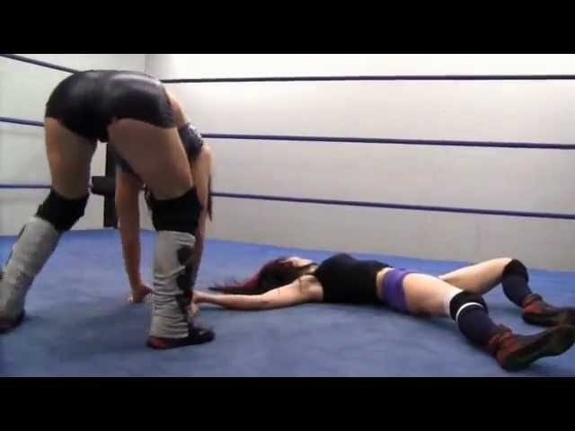 Britani Knight vs Sweet Saraya NOT FULL MATCH.