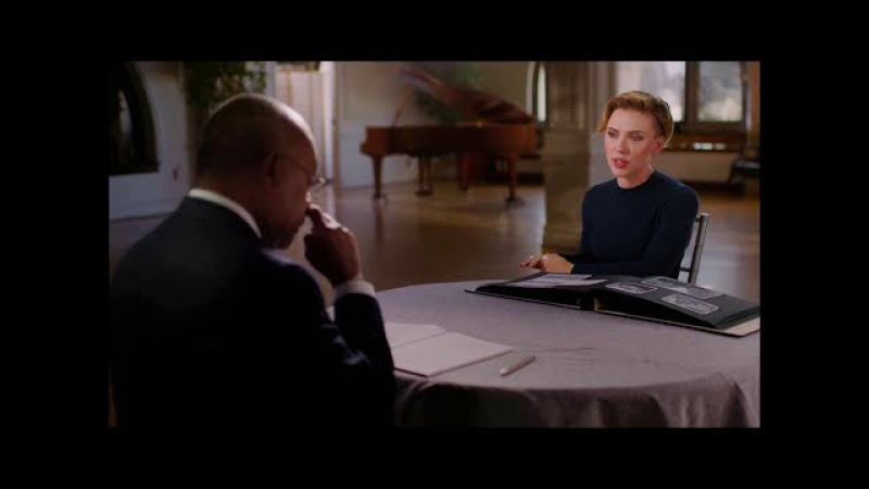 Finding Your Roots​ Season 4 Episode 5: Immigrant Nation - Scarlett Johansson (Edited Clip)