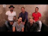 Backstreet Boys on life before the Internet - CNN 2017 Interview