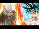 Dragon Ball Super ⍟ Goku vs. Jiren ⍟ AMV ⍟ Long Hawke - Black And Blue