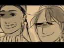 All Szin's Hamilton Animatics (Aaron Burr, Sir - Non-Stop)