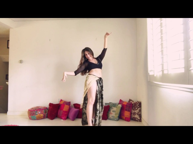 Lebanese Belly Dance to Amina El Hantour by Jacqueline