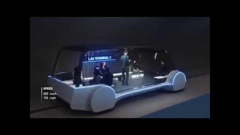 Elon Musk's Underground Tunnel (New   Updated)