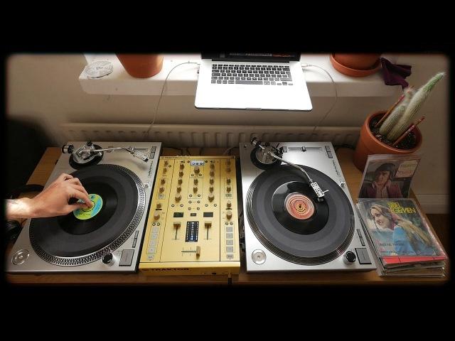 Turkish 70s Groovy Funk, Psychedelic Rock on Vinyl