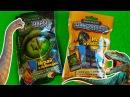 БОЕВЫЕ ДИНОЗАВРЫ Открываем пакетики с игрушками