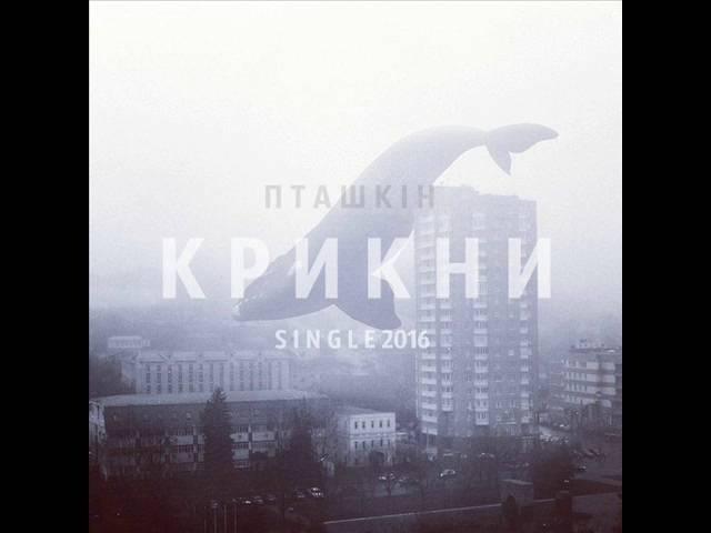 пташкин – Крикни (single 2016)