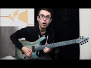 Гитара с АВТОТЮНОМ! STEVIE T RUS