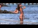 Самые красивые девушки на пляжах черного моря Крым 2014