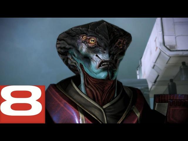 Mass Effect 3 Прохождение - 8 - Последний из протеан, Иден Прайм