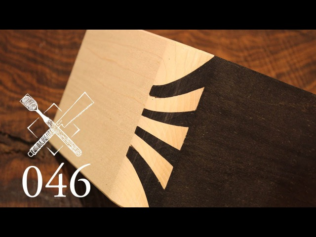 Joint Venture Ep 46 Fan shaped dovetails Original Joinery