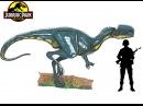 Jurassic Park Operation Genesis обзор на Dino Pack - Новые плотоядные