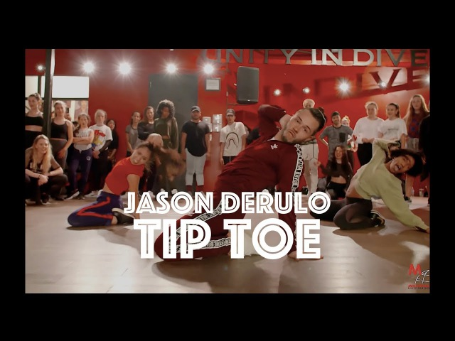 Jason Derulo - Tip Toe feat. French Montana   Hamilton Evans Choreography