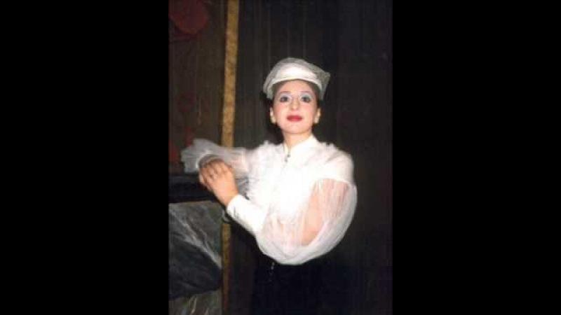 I could have danced all night voc. Liliya Kaykov