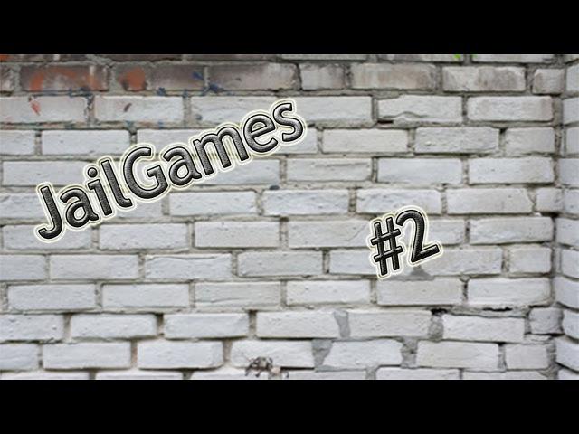 JailGames [CSSV34] - ПОБЕГ ИЗ ТЮРЬМЫ 2