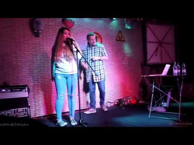 RasKar Staisha / Live in Nürnberg / 27.06.2015 / Part 1 / Клубнычка