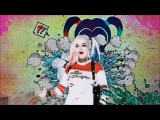 The Chainsmokers feat. Daya don't let me down - the Joker and Harley Quinn