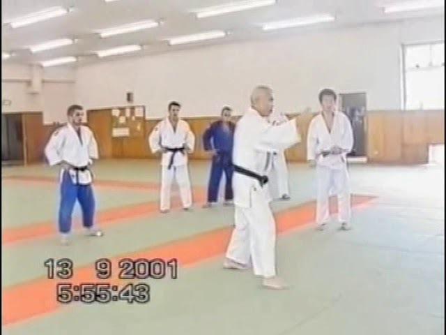 №4 Дзюдо в Японии Коджи Комата, техника бросков, Ashi Waza работа ног, Подсечки