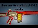 How an ArmaLite AR 18 works