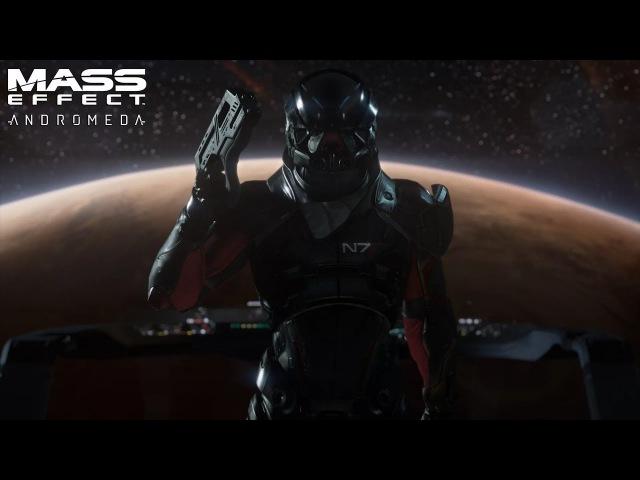 ВидеоКлип: Mass Effect Andromeda