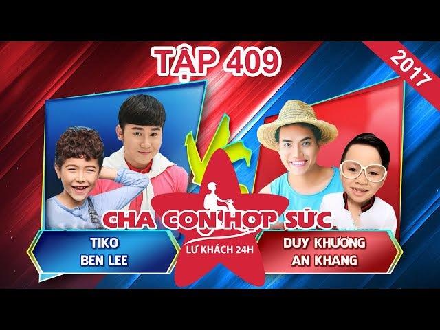 LỮ KHÁCH 24H | LK24H 409 FULL | Tiko - Ben Lee và Duy Khương - An Khang no căng bụng vì HẢI SẢN 🦀