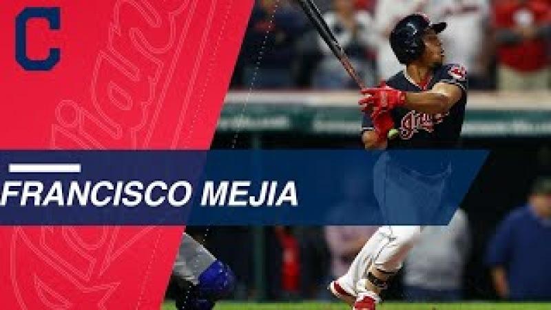 Top Prospects Francisco Mejia, C, Indians