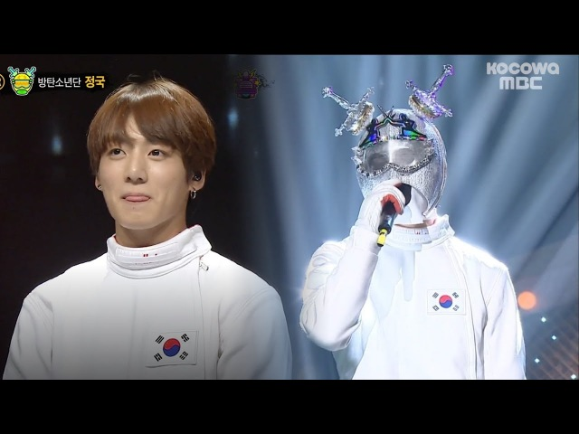 JungKook BTS IF YOU Cover The King of Mask Singer Ep 72
