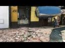 Powerful 7.1 earthquake shakes Mexico City. 19.09.2017.