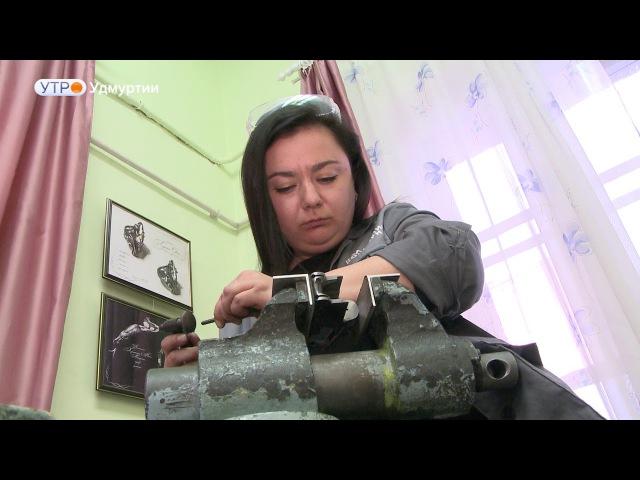 Конкурс ружейников «Золотой штихель» начался в Удмуртии