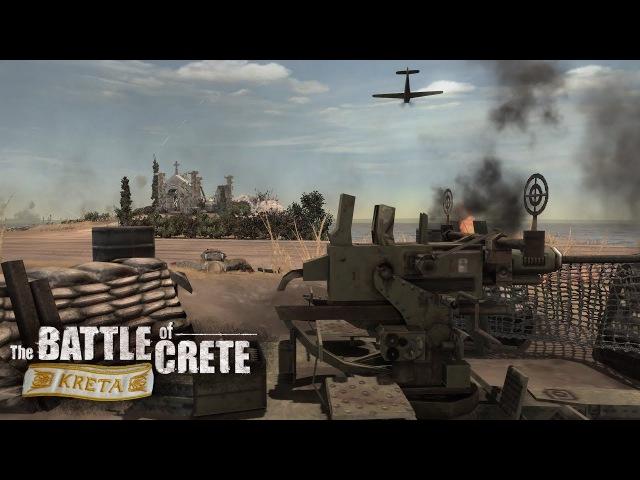 Company of Heroes: Battle of Crete [3.6.17] | 2x2 36