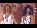 Cher &amp Carol Burnett - Solid Silver Platform Shoes (Live on The Carol Burnett Show, 1975)