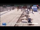 Новости на «Россия 24» • Собянин работы на площади Белорусского вокзала завершатся до 1 сентября