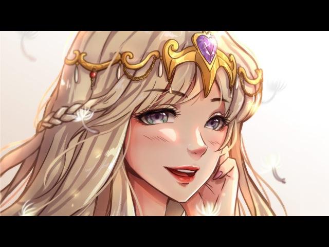 Princess Sophia - Speedpaint [Golden PATATAS Zero O.C.]