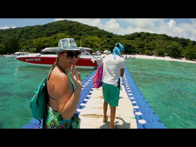 3) Тайланд: острова рача, майтон и коралловый