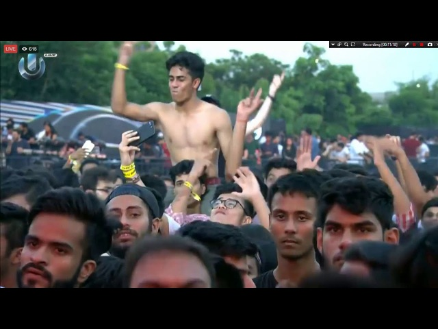 Rezz LIVE @ UMF 17 (road to ultra india)