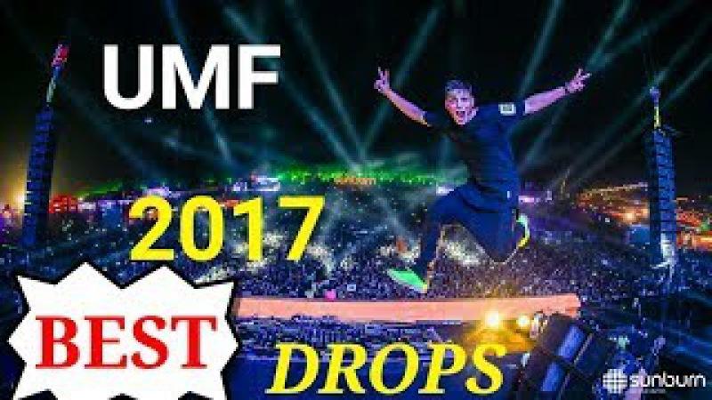 UMF MIAMI 2017 BEST DROPS