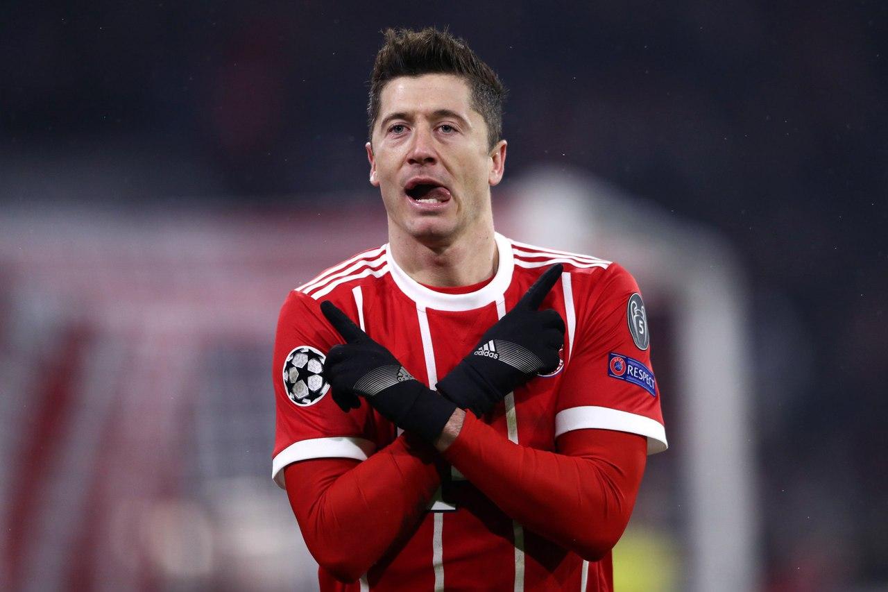 196. Bayern München (GER) - Beşiktaş (TUR) 5:0