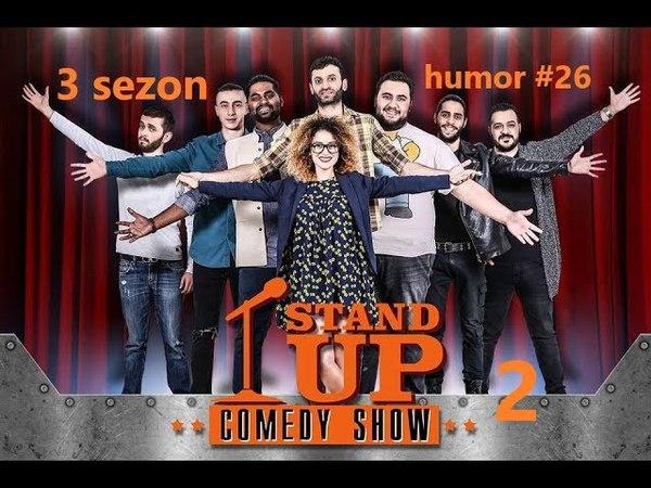 Stand up bocer 3 sezon 2 toxarkum humor 26