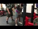 Роб Филлипус - присед 230 кг на 17