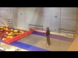 Костя Раскатов . Тренировочка по спортивной гимнастике , акробатике и батуту .Спорт Клуб -